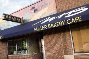 Miller Bakery Cafe reopens