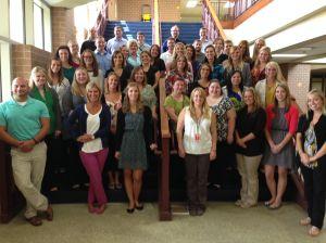 CPCSC introduces 45 new teachers