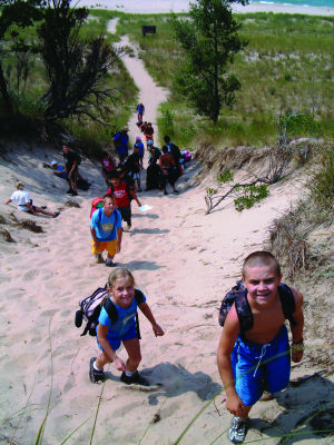 Take a hike: Get your family outdoors and tackle that spring fever on local trails