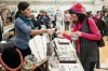 Eager shoppers embrace wonders of Mistletoe Market in Chesterton