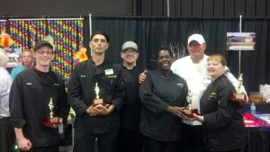 Chef wins two awards at 2014 Taste of Care Porter County