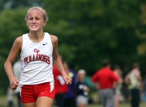 Crown Point senior Zimmerman adamantly follows the sport at which she excels