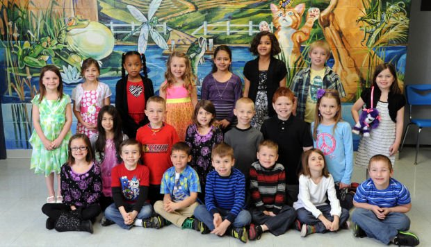 Winfield Elementary announces April Students of the Month