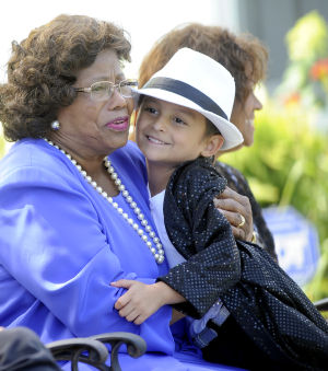 Jackson festivities kick off; fans from around the world expected