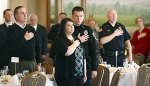 Local police officers, programs recognized at award ceremony
