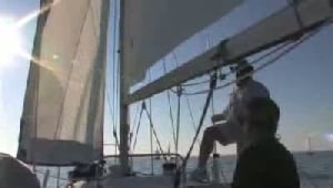 VIDEO: Crew ready for Chicago-to-Mackinac regatta