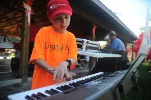 Valpo boy puts his heart into local American Heart Association efforts