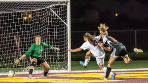 Chesterton cruises past LaPorte for second straight DAC girls soccer crown