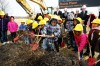 Preschoolers help break ground on GSU's first student housing complex