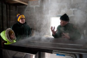 Chellberg Farm hosting Maple Sugar Time
