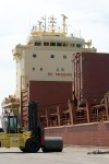 Port of Indiana-Burns Harbor earns award for dramatic increase in tonnage