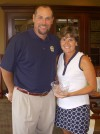 Women golfers end season with lunch and awards