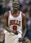 Luol Deng, emotional