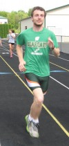 Wheeler's Mills making rapid progress in 800-meter run