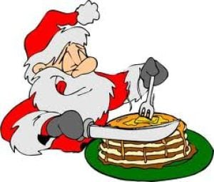 Breakfast & Shopping with Santa