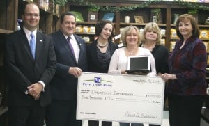 JobSource receives $5,000 from Fifth Third Bank