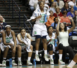Notre Dame women keep rolling, beat Maryland 87-61