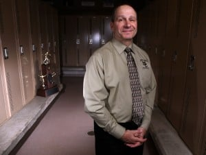 Mount Carmel's Frank Lenti is The Times 2012 Co-Coach of the Year