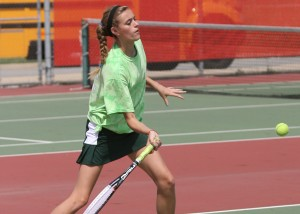 Valpo beats Portage for program's 21st girls tennis sectional title