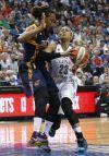 Fever, Lynx prep for Game 3 of WNBA Finals