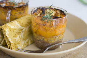 A speedy, robust take on a classic: shepherd's pie