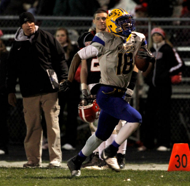 Crete-Monee's Stringer to play football at Indiana
