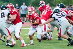 C.P. dominates fourth quarter against Lowell