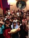 Lansing students perform 'Messiah'