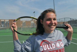 Crown Point's Abby Kvachkoff provides team with strong work ethic mindset