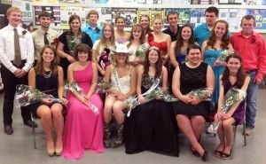 Ambassadors for 4-H earn recognition