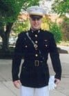 Lowell man commissioned in USMC after PU graduation