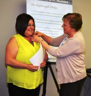 Compassionate NICU nurse honored