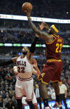 LeBron James, Taj Gibson
