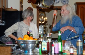 Local herb society crafts varied recipes from wild ingredients