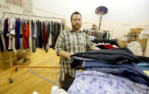 Portage Resale Shop on the move