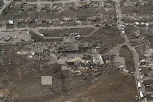 Gallery: Aerial photos of Moore, Okla. tornado damage