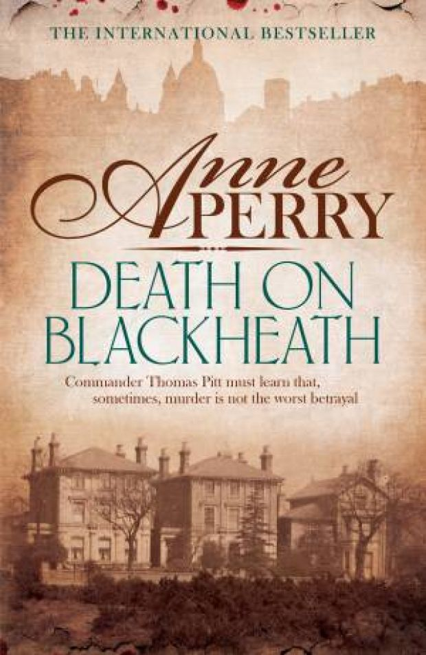 Shelf Life: The plot thickens in Anne Perry's Victorian mystery series