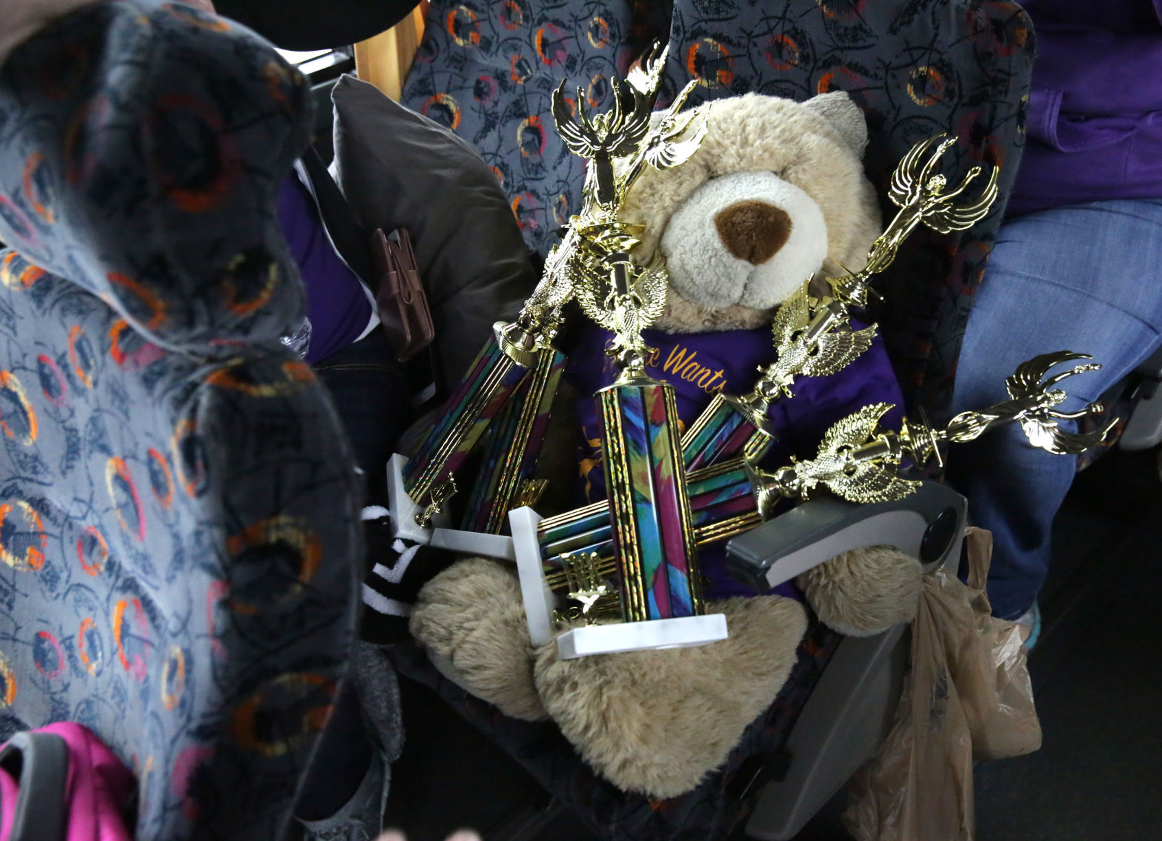 images How to Prepare for a Baton Twirling Competition