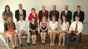 Chesterton High School 5% Club honored