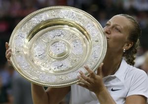 Special K: 2nd Wimbledon title for Petra Kvitova