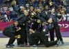 U.S. women win 5th straight basketball gold, rout France