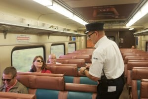 South Shore conductor has seen it all
