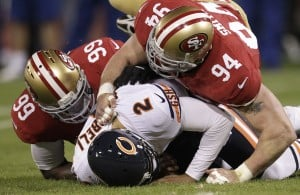 49ers win Battle of the Backups with 32-7 blowout