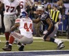 Giants prevail over Patriots with depth and playmakers