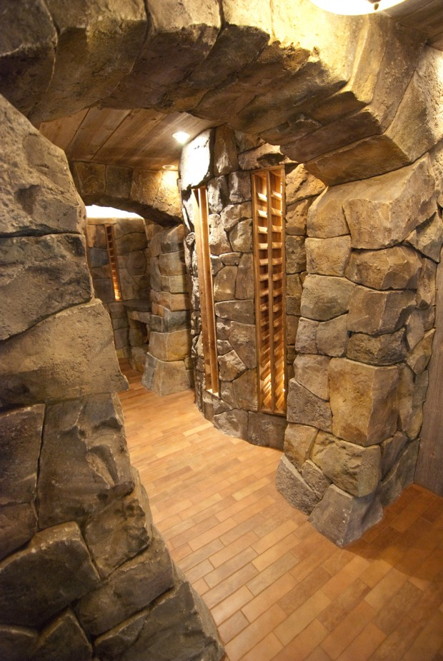 Home wine cellars now appearing frequently home garden for In home wine cellar