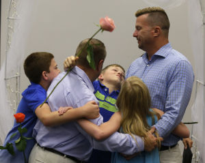Joy, confusion showered on NWI same-sex marriages