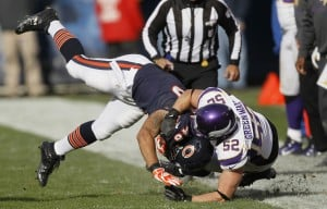 AL HAMNIK: Bears can't be done in by fate & penalty flags