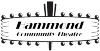 Hammond Community Theatre Logo