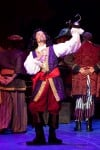 "Brent Barrett stars at Captain Hook in Cathy Rigby's Broadway Tour of ""Peter Pan"""