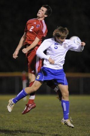 Highland senior Young's fire key to his soccer style